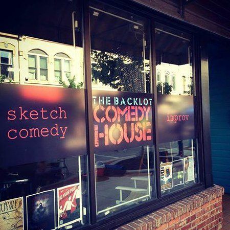 ‪The Backlot Comedy House‬