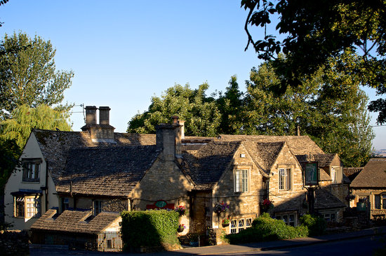 The Lamb Inn, Great Rissington
