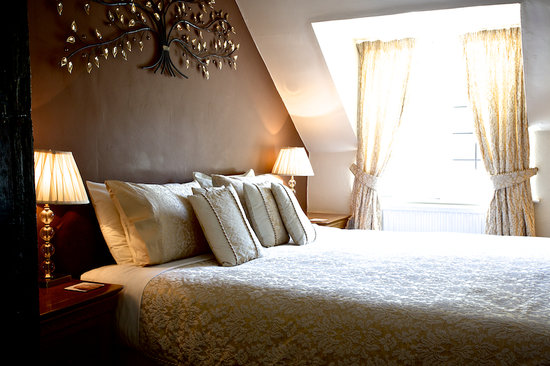 The Lamb Inn : Our Burford suite