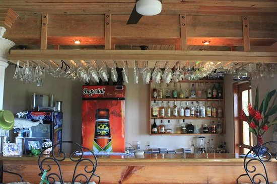 G&G's Clearwater Paradise: Our restaurant features a fully stocked bar