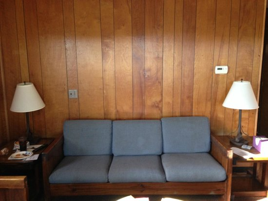 Punderson Manor Lodge and Conference Center: sitting area