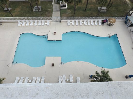 Econo Lodge Inn & Suites Beach : Great pool