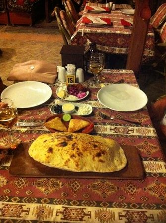 Hanedan Turkish Tapas & Grill: gorgeous mete