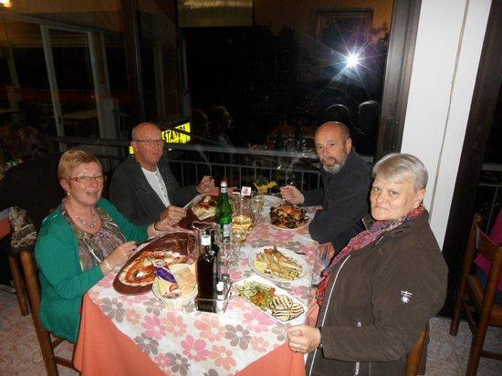 Albergo Ristorante Stampa: restaurant