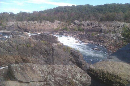 Great Falls Park - Rapids