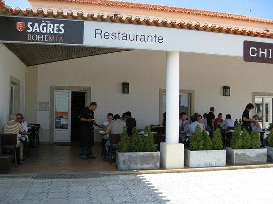 CHICO'S Restaurante: Esplanada 2