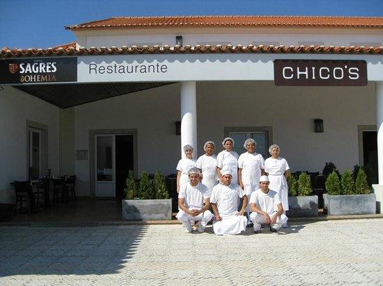 CHICO'S Restaurante: Equipa Cozinha