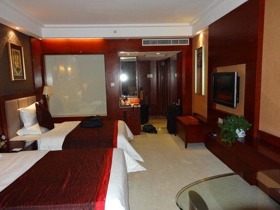 Kaifu Jianguo Hotel: an example of room