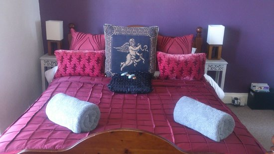 Seaforth B&B: Lovely Room