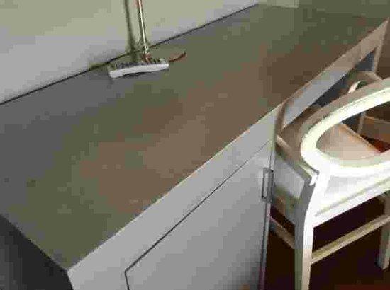 Aisia Orio: Furniture also need remodling