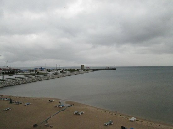 Best Western Plus Dockside Waterfront Inn : View from balcony