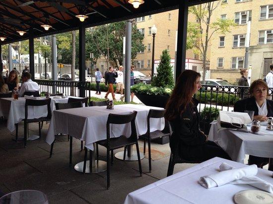 Restaurants near foggy bottom