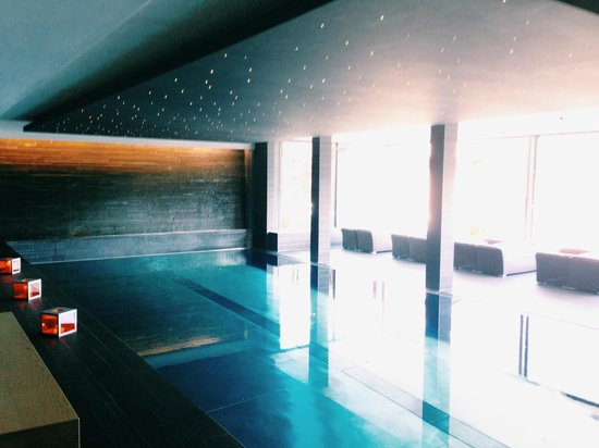 The Cambrian : Indoor pool