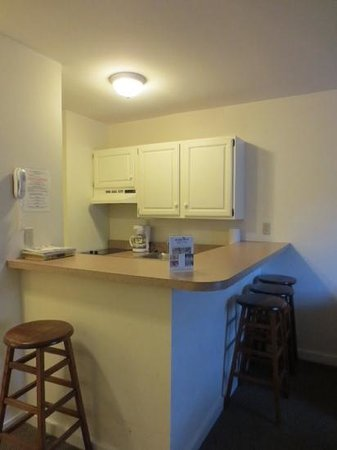 Country Inn at Jiminy Peak : Kitchenette