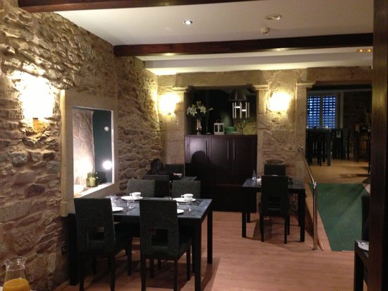 Hotel Alda Algalia: Zona de desayuno