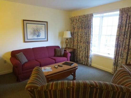 Country Inn at Jiminy Peak: Sitting area