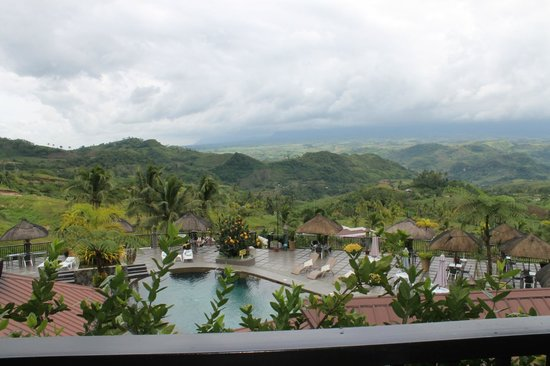 La Vista Highlands Mountain Resort Paradise: View from room