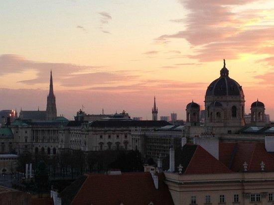 K K Hotel Maria Theresia Wien Bewertung