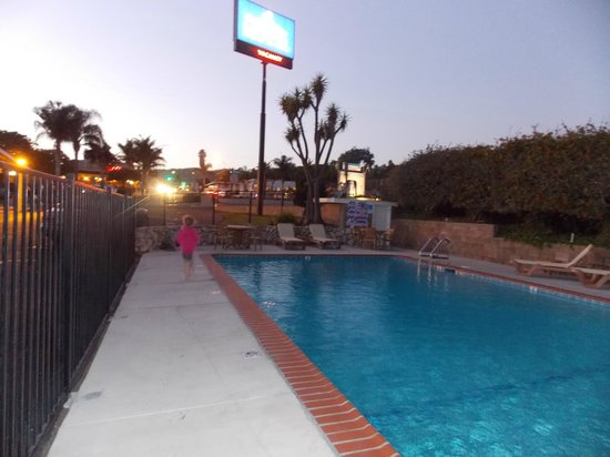 Ocean Palms Motel : Pool