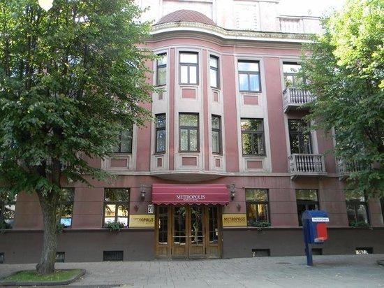 Hotel Metropolis : View of Hotel