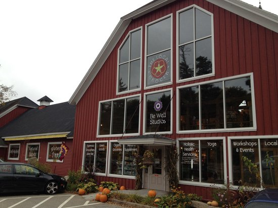 the local grocer : Great local health food store...