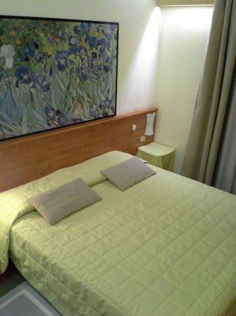 Hotel Bernina : quarto