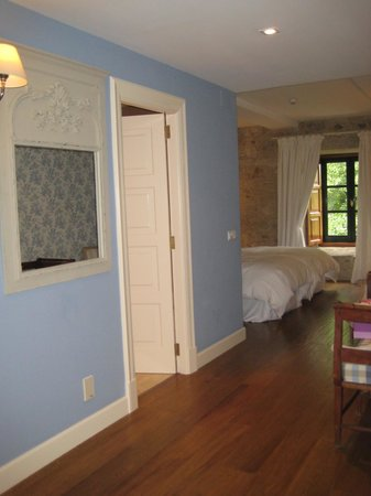 Hotel Spa Relais & Chateaux A Quinta da Auga: room