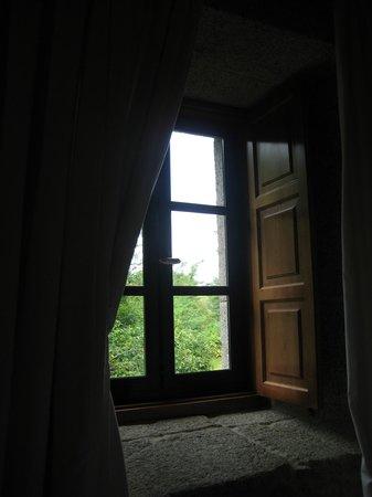 Hotel Spa Relais & Chateaux A Quinta da Auga: my room view to garden