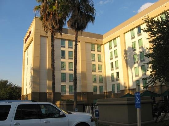 Hampton Inn Houston - Near The Galleria: Front view