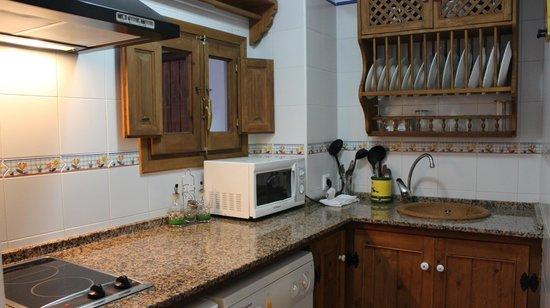 cocina Estudio Casa de la Hoya