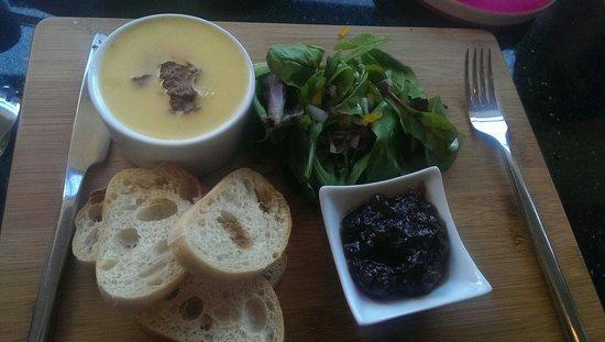 Cucina Cafe Bar & Restaurant: Pate