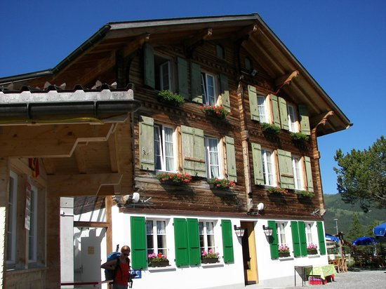 Alpiglen: Berghotel Alpiglen