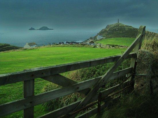 Boswedden House : Cape Cornwall