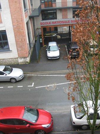 Appart'City Blois: Вид из нашего окна