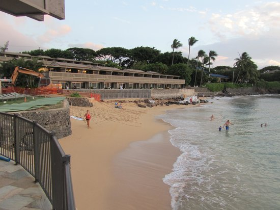 "Kahana Sunset: What remains of the ""Beautiful Sandy Beach"""