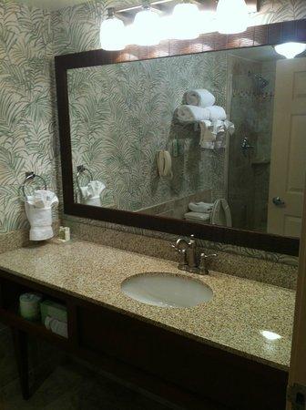 Holiday Inn Ft. Lauderdale Airport: Bathroom