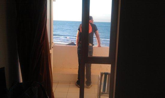 Club Marmara Zahra: photos prise de la chambre