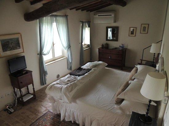 Tenuta Santo Pietro : Malvasia Bedroom