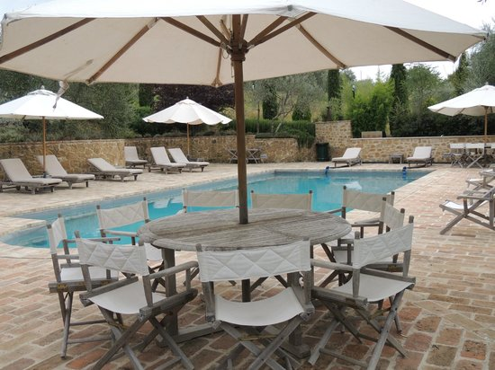 Tenuta Santo Pietro: Pool Area