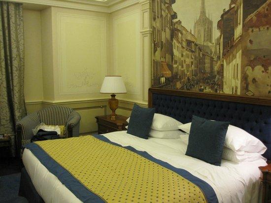 Hotel Principe Di Savoia: Our room