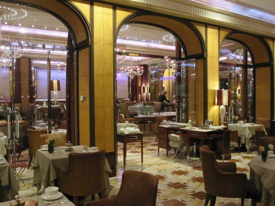 Hotel Principe Di Savoia: Restaurant