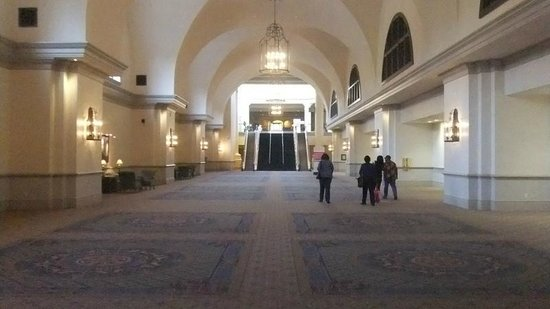Up To Main Lobby Area Picture Of Rosen Shingle Creek