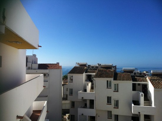 Ourasol Apartments: View from our apartment