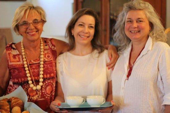 Le Pietre Vive di Montaperti: Aprendendo a fazer capuccino