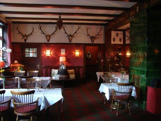 Waldesruh am See Hotel : Restaurant