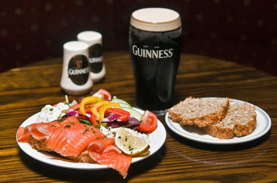 Lowry's Bar : Smoked Salmon?