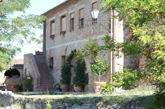 Le Pietre Vive di Montaperti: Casa da fazenda