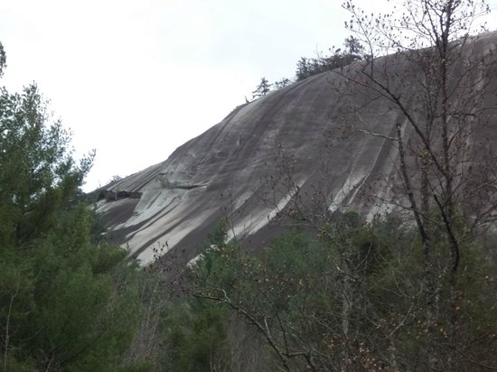Stone Mountain State Park: Stone Mountain