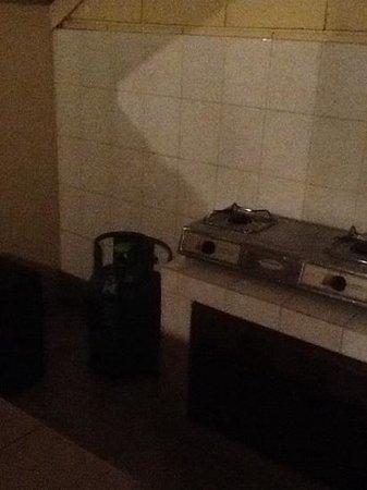 Puri Dewa Bharata Hotel & Villas : the kitchen