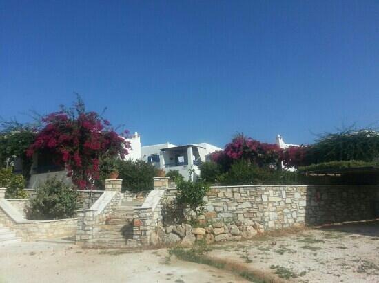 Maria's Village : vista esterna del villaggio